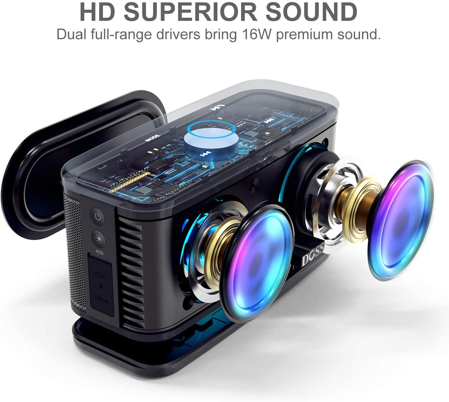 លក់ DOSS SoundBox Plus Portable $25
