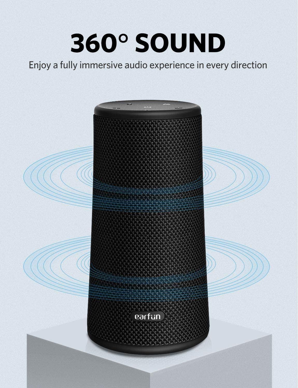 Sale EarFun UBOOM 24W Portable $35